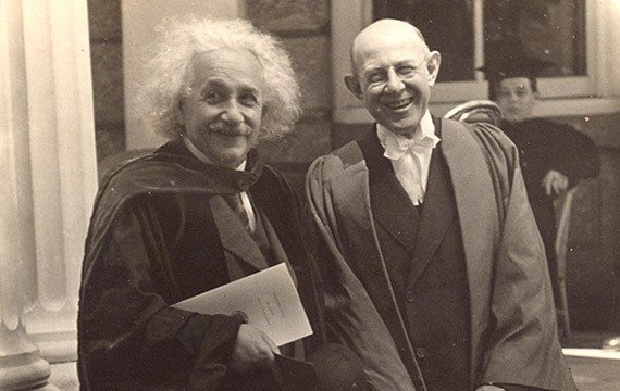 1938 Albert Einstein's Commencement Address
